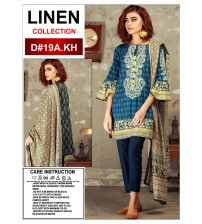 Nick Embroiderd Khaddar Suit Winter Collection