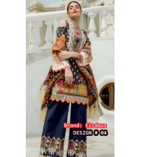 Khaddar Suit With Wool Shawl Unstitched Suit