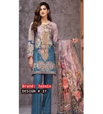 Beautiful Linen Suit With Linen Dupta