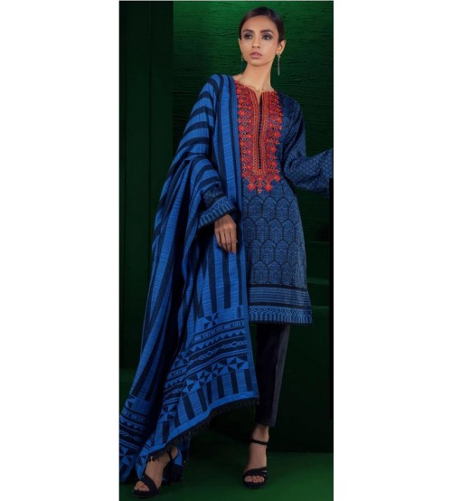 New Winter Collection Khaddar Suit