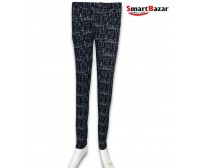 Stretchable Texture Tights For Ladies