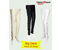 Collection Of 3 Stylish Tights For Women