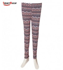 Beautiful Printed Tights For Girls