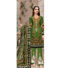Tulip Collection New 3-Pieces Suit With Palchi Dupatta
