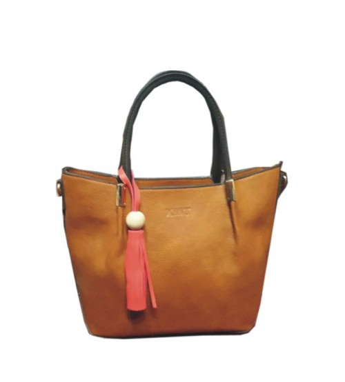 Brown Leather Imported Premium Bag