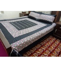 Beautiful 3-pieces Bed Sheet