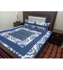 Beautiful Bed Sheet With Three Pieces