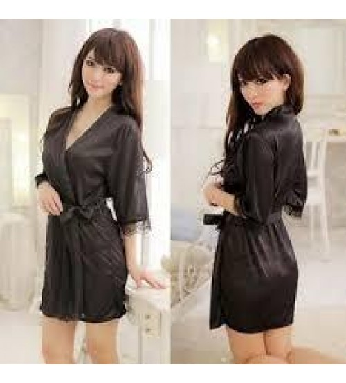 Black Honeymoon Nighty