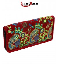 Beautiful Hand embroidered clutch bag