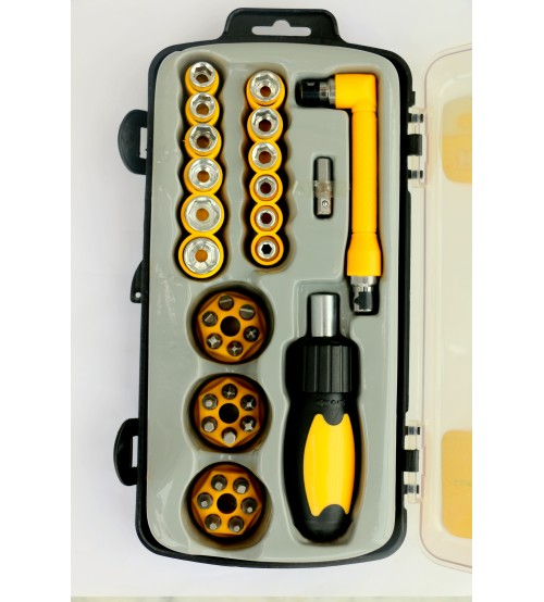 Socket and Bit Set YP-2032