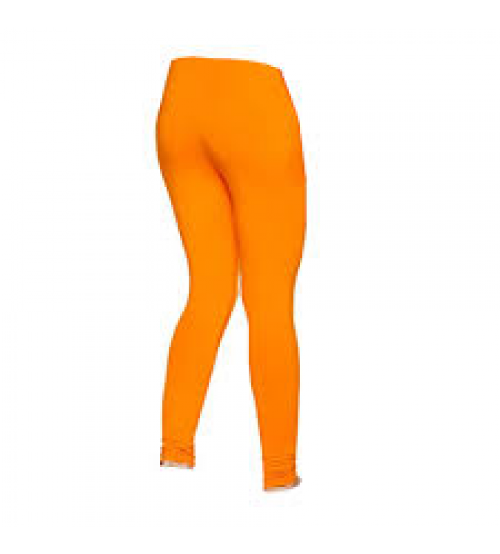 Orange Color High Stretchy Legging