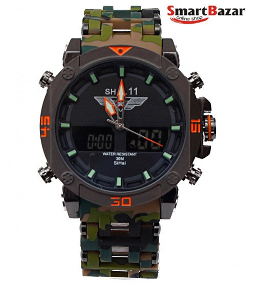 Dual Time Tactical Watch 5.11