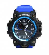 Blue Analog watch with attractive Dial