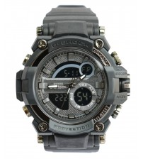 Grey and Black Analog watch for Men