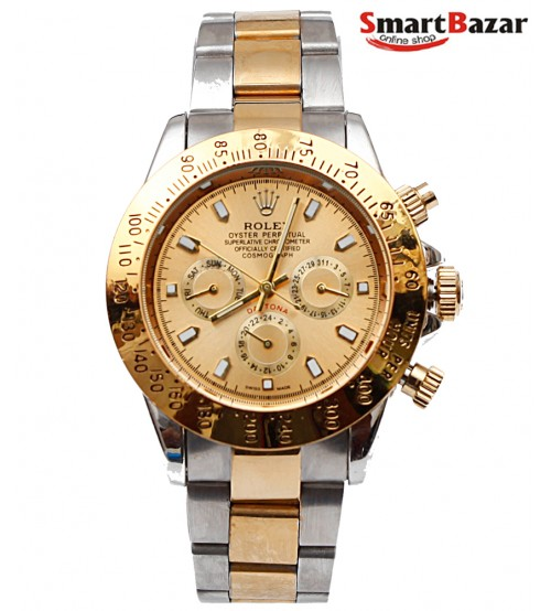 Super Active Chronometer Luxury Watches for Mens