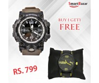Pack of 2 Watches for Mens Online Sale at Best Price in Pakistan