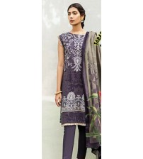 Beautiful Embroidered Khaddar Suit Winter Collection
