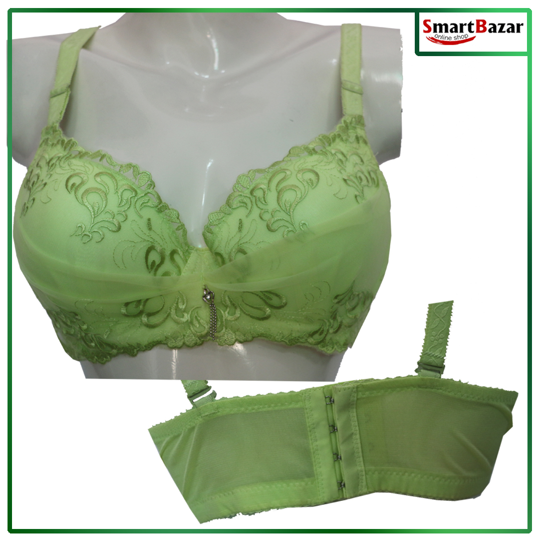 dc244fb362df68 Compare this Product. Bridal Classic Lace Bra Padded Underwired Bra Quick  View